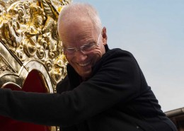 Lama Ole and he Lolland Stupa